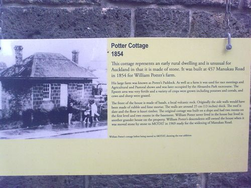 Potter Cottage